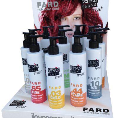 ©Sens.Us® Tab>U Fard - Haaraufbau