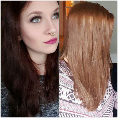 Blonde Haare Dunkler Machen Haare Dunkler Brauner Bekommen