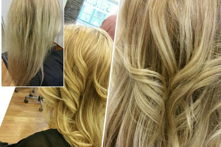 Intensiv Haarpflege - Haarreparatur