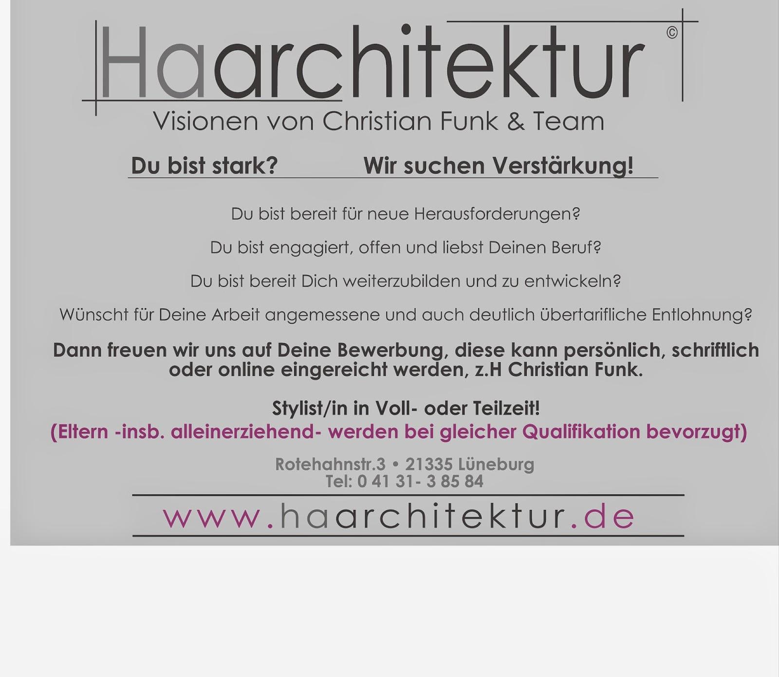 Haarchitektur-Lüneburg-Suche ist vergeblich, trotz Topkonditionen, Topsalon, Toppreisen und natürlich Topverdienst?