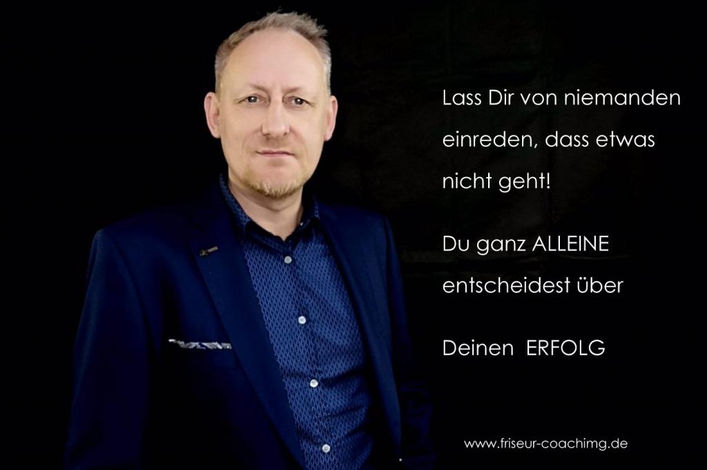 Christian Funk - Friseur-Coach